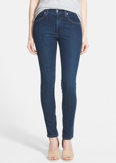 James Jeans 'Twiggy' High Rise Skinny Jeans (Fetch)