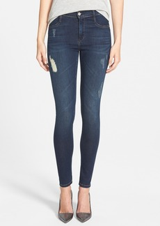 James Jeans 'Twiggy' Yoga Leggings (Pirouette)