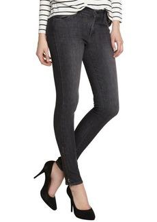 James Jeans whiskey grey stretch denim 'James Twiggy' skinny jeans