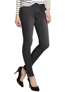 James Jeans whiskey grey stretch denim 'James Twiggy' skinny jeans