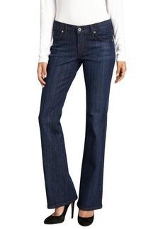 James Jeans winter blue stretch cotton denim 'Reboot' bootcut jeans