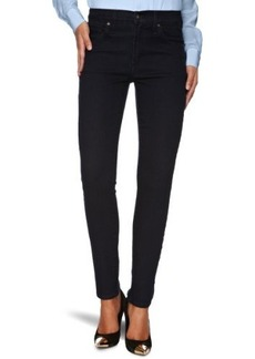 James Jeans Women's High Class Skinny Jean in Dark Paris