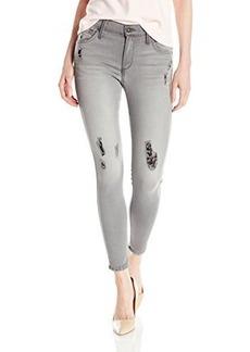 James Jeans Women's James Twiggy Ankle 5-Pocket Ankle Legging Jean, Goddess, 24