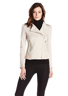 James Jeans Women's Moto Jacket
