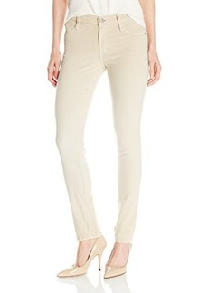 James Jeans Women's Penney Winter White Cord, Winter White Corduroy, 28