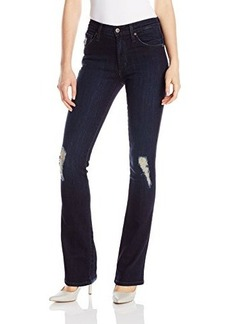 James Jeans Women's Petite Length Slim Boot Jean