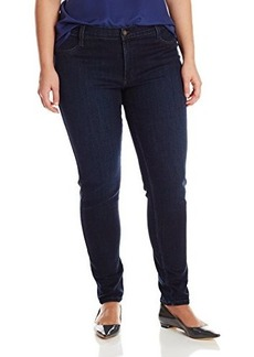 James Jeans Women's Plus-Size Leggy Z Faux Legging Jean In Kensington