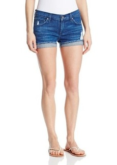 James Jeans Women's Shorty Slouchy Fit Boy Short