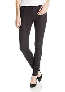 James Jeans Women's Twiggy 5-Pocket Legging Jean in Heather Cougar