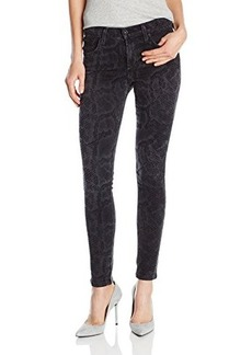 James Jeans Women's Twiggy 5-Pocket Legging Jean in Venom Slate