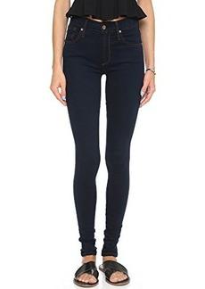 James Jeans Women's Twiggy 8767, Dark, 24