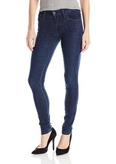 James Jeans Women's J Twiggy 5- Pocket Skinny Jeans, Fetch, 27