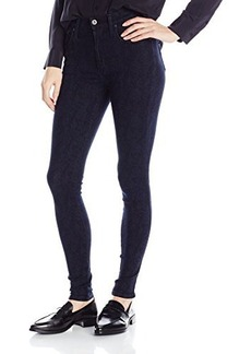 James Jeans Women's Twiggy High Class High Rise Jean, Marbelized Indigo, 31