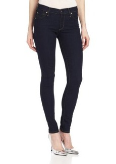 James Jeans Women's Twiggy Legging Jean in China Doll