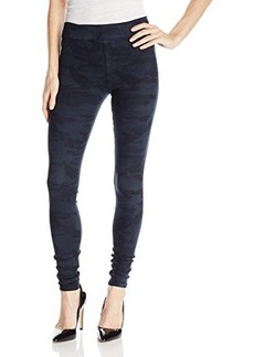 James Jeans Women's Twiggy Pull On Legging Jean In Indigo Combat