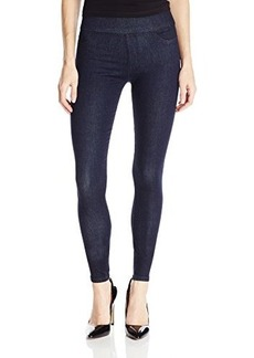James Jeans Women's Twiggy Pull On Legging Jean In Queen Blue