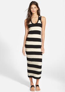 James Perse 'Bar Stripe' Tank Dress