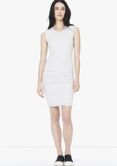 James Perse CATIONIC DYED SKINNY DRESS