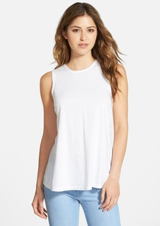 James Perse Cross Back Tank