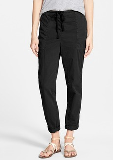 James Perse Drawstring Boyfriend Pants
