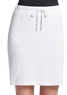 James Perse Drawstring Skirt