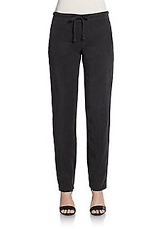 James Perse Drawstring Twill Pants