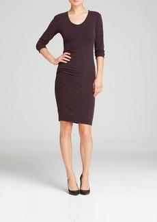 James Perse Dress - Skinny Tucked