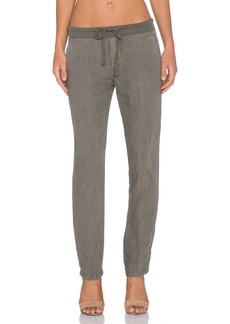 James Perse Linen Chino Pant