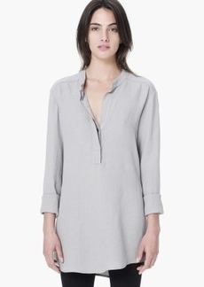 James Perse LINEN CREPE TUNIC