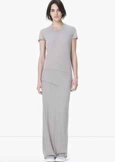 James Perse MAXI T-SHIRT DRESS