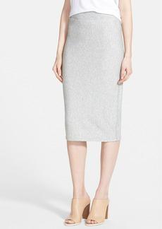 James Perse Mini Stripe Skirt