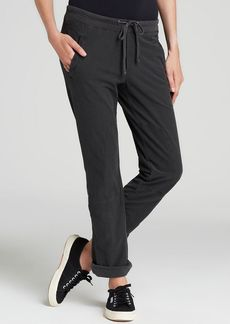 James Perse Pants - Stretch Twill Field