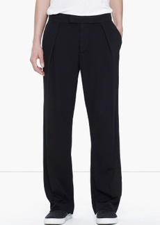 James Perse PLEATED TUX PANT