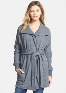 James Perse Raglan Fleece Coat