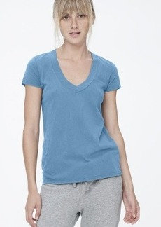James Perse RELAXED V-NECK