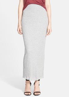 James Perse Rib Maxi Skirt