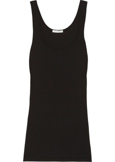 James Perse Ribbed Supima cotton-jersey tank