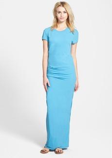 James Perse Short Sleeve Maxi Dress