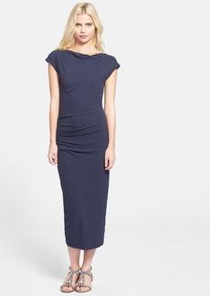 James Perse Sleeveless Midi Dress