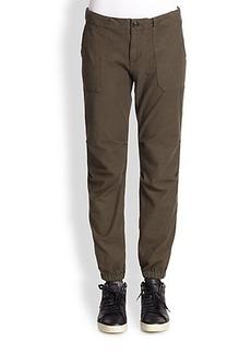James Perse Slim Cotton Cargo Pants