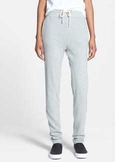 James Perse Slim Cotton Sweatpants