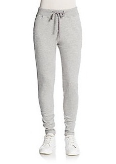 James Perse Slim Cotton Sweatpants