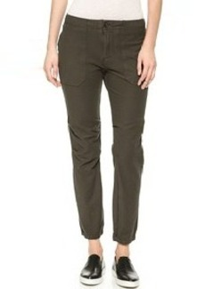 James Perse Slim Twill Utility Pants