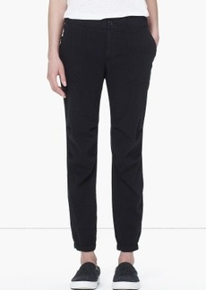 James Perse STRETCH CANVAS UTILITY PANT