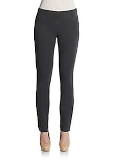 James Perse Stretch-Jersey Skinny Pants
