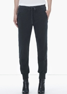 James Perse STRETCH TWILL FIELD PANT