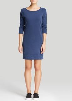 James Perse Sweatshirt Dress - Raglan
