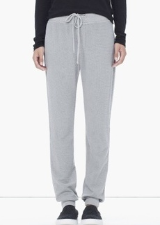 James Perse THERMAL SWEATPANT