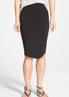 James Perse Tulip Back Skirt