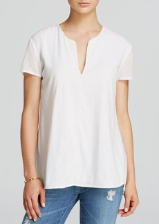 James Perse Tunic - Seamed